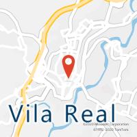 Mapa com localização da Loja CTTDOM DINIS (VILA REAL)