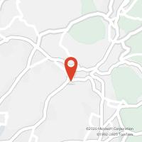 Mapa com localização da Loja CTTEIRAS (COIMBRA)