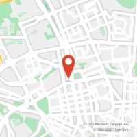 Mapa com localização da Loja CTTENTRECAMPOS (LISBOA)