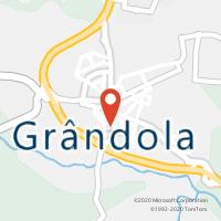 Mapa com localização da Loja CTTESCUDEIRO (GRANDOLA) (Fechada)