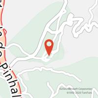 Mapa com localização da Loja CTTESPINHAL
