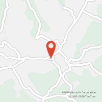 Mapa com localização da Loja CTTESPITE