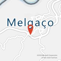 Mapa com localização da Loja CTTESQUEÇO PAPEL (MELGAÇO)