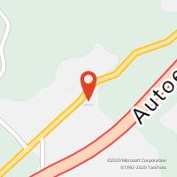 Mapa com localização da Loja CTTEVORA MONTE