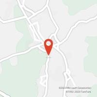 Mapa com localização da Loja CTTFEBRES