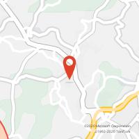 Mapa com localização da Loja CTTFERMENTÕES