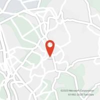 Mapa com localização da Loja CTTFIÃES