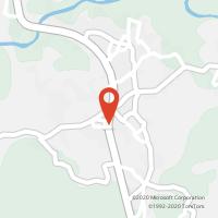 Mapa com localização da Loja CTTFORJÃES (ESPOSENDE)