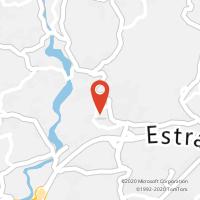 Mapa com localização da Loja CTTFORNELOS (FAFE)