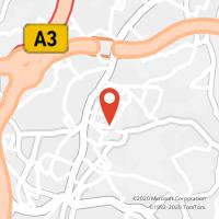 Mapa com localização da Loja CTTFORNO (GONDOMAR)