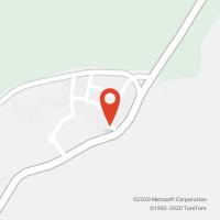 Mapa com localização da Loja CTTFOROS DO ARRÃO