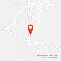Mapa com localização da Loja CTTFRADELOS