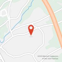 Mapa com localização da Loja CTTFREGUESIA DE SÃO JOÃO (OVAR)