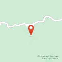 Mapa com localização da Loja CTTFREIXIEL