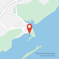 Mapa com localização da Loja CTTFUSETA