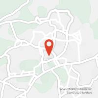 Mapa com localização da Loja CTTGALEGOS (SANTA MARIA)