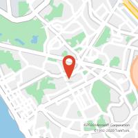 Mapa com localização da Loja CTTGARCIA DE ORTA (PORTO)