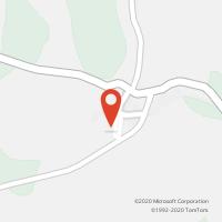Mapa com localização da Loja CTTGARVAO