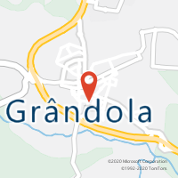 Mapa com localização da Loja CTTGRÂNDOLA