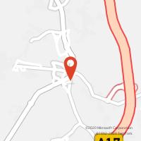 Mapa com localização da Loja CTTGUIA (POMBAL)
