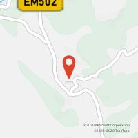 Mapa com localização da Loja CTTLAGARES (PENAFIEL)