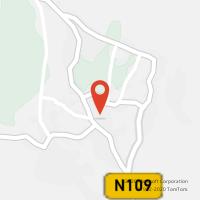 Mapa com localização da Loja CTTLAVOS  (FIGUEIRA DA FOZ)