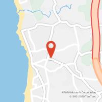 Mapa com localização da Loja CTTLAVRA (MATOSINHOS)