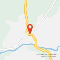 Mapa com localização da Loja CTTLAVRE