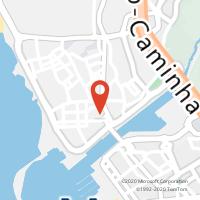 Mapa com localização da Loja CTTLEÇA DA PALMEIRA