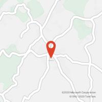 Mapa com localização da Loja CTTLG. DA FEIRA (S.JULIAO DO FREIXO)