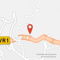 Mapa com localização da Loja CTTLIVRAMENTO FUNCHAL (Fechada)