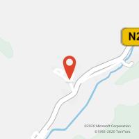 Mapa com localização da Loja CTTLONGOMEL