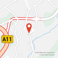 Mapa com localização da Loja CTTLONGRA