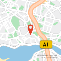 Mapa com localização da Loja CTTLORDELO DO OURO