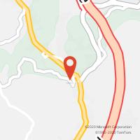 Mapa com localização da Loja CTTLOUSA (LOURES)