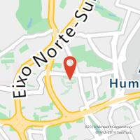 Mapa com localização da Loja CTTLUMIAR (LISBOA)