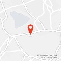 Mapa com localização da Loja CTTMACEIRA LIZ