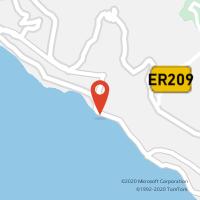 Mapa com localização da Loja CTTMADALENA DO MAR