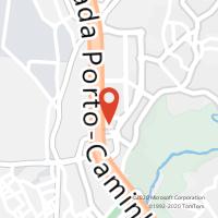 Mapa com localização da Loja CTTMAR SHOPPING