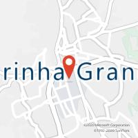 Mapa com localização da Loja CTTMARINHA GRANDE