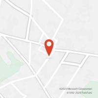 Mapa com localização da Loja CTTMARINHAIS