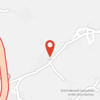 Mapa com localização da Loja CTTMATA MOURISCA
