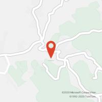 Mapa com localização da Loja CTTMATAS