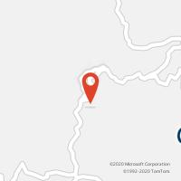 Mapa com localização da Loja CTTMEDRÕES
