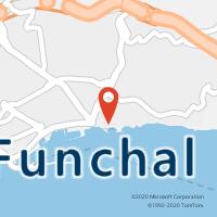 Mapa com localização da Loja CTTMERCADO (FUNCHAL)