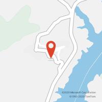 Mapa com localização da Loja CTTMONTARGIL