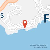 Mapa com localização da Loja CTTMONUMENTAL (FUNCHAL)