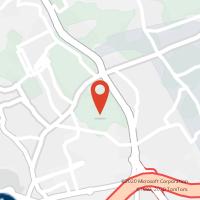 Mapa com localização da Loja CTTMOREIRA DA MAIA