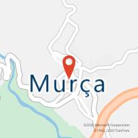 Mapa com localização da Loja CTTMURÇA