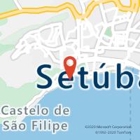 Mapa com localização da Loja CTTN S DA ANUNCIADA (SETÚBAL)